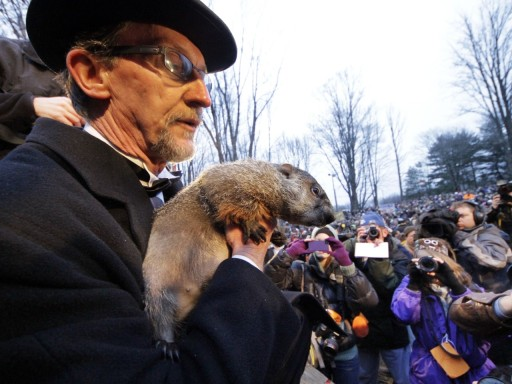 Groundhog Day in PA