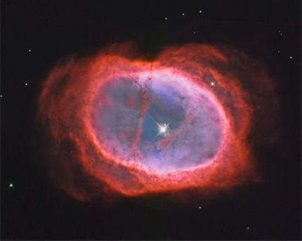 The Southern Ring Nebula