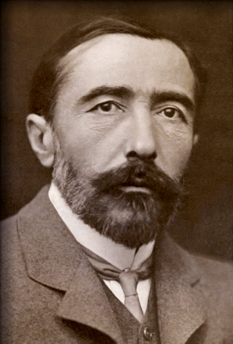 Joseph Conrad learned to speak fluently in Polish and French, before tackling English.