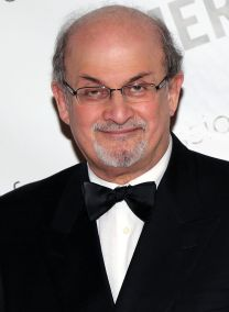 Salman Rushdie in 2014
